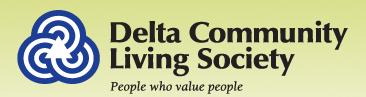 Delta Community Living Society