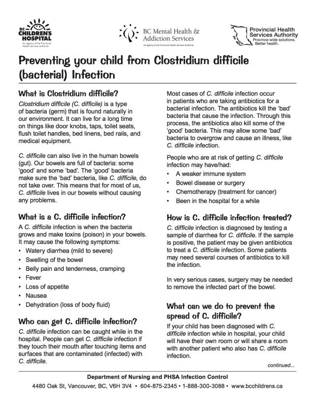 Clostridium Difficile Infection_Print_2013